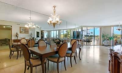Dining Room, 9950 S Ocean Dr 301, 1