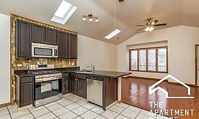 Kitchen, 2456 W Polk St, 1