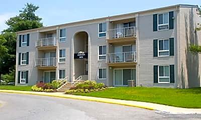 Building, Andrews Ridge, 2