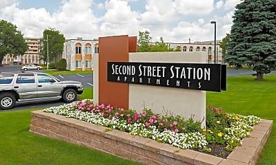 Community Signage, 1015 2nd St NE, 2