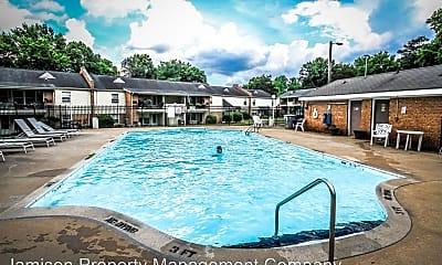 Pool, 4600 Coronado Dr, 2