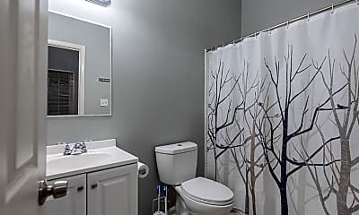 Bathroom, Room for Rent -   a 10 minute walk from the Beltli, 1