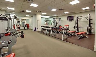 Fitness Weight Room, 50 Dey St 529, 2