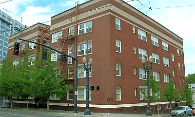 Building, 1709 SW Morrison St, 1