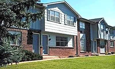 Yorkshire Square Townhomes, 1