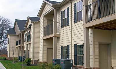 Building, North Pointe Apartments, 1