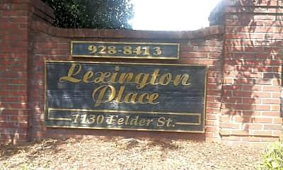 Lexington Place Apartments, 1