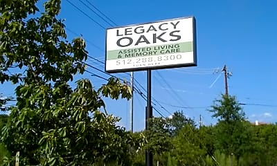 LEGACY OAKS ASSISTED LIVING & MEMORY CARE, 1