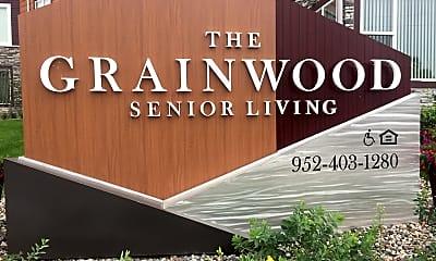 The Grainwood Apartments, 1