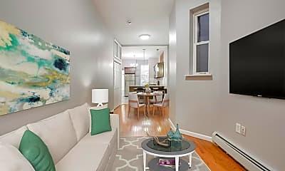 Living Room, 80 Wayne St 2R 3, 0