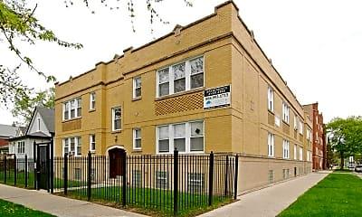 Building, 5800 W Iowa St, 1