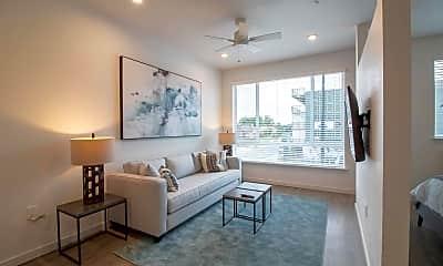 Living Room, 1515 Flats, 0