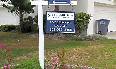 Stonebridge Townhomes, 1