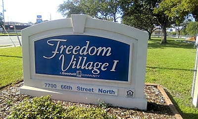 Freedom Village I, 1