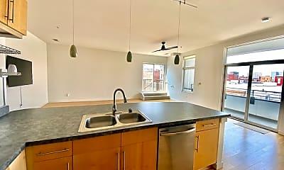 Kitchen, 1150 Vine Street, 2