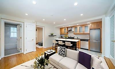 Living Room, 116 Garden St 1 & B, 0
