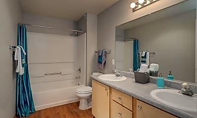 Bathroom, 16916 SE Powell Blvd, 2