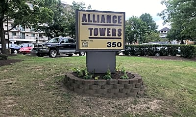 Alliance Towers, 1