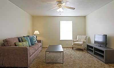 Living Room, Liberty Homes, 1