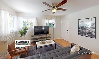 Living Room, 4312 Manzanita Dr, 1