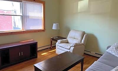 Living Room, 1 K St Pl, 1