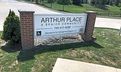 Arthur Place Apartments, 1