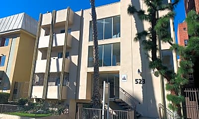 Building, 523 S Mariposa Ave, 0