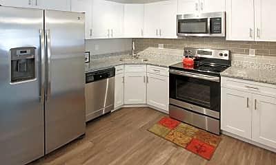 Kitchen, Dogwood Hill, 1