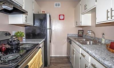 Kitchen, College Town Tucson, 1