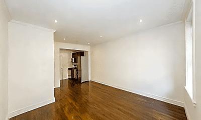 Living Room, 340 E 81st St, 1