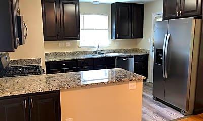 Kitchen, 604 Elm Ave, 1