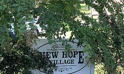 New Hope Village, 1