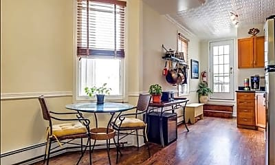 Dining Room, 314 4th St 5, 1