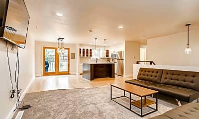 Living Room, 3660 Brentwood Terrace, 1