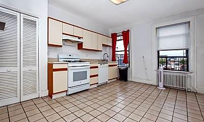 Kitchen, 504 Washington St 3, 1