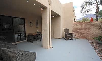 Patio / Deck, 272 E Southern Pines Dr, 2