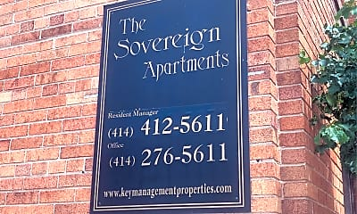 Sovereign Apartments, 1