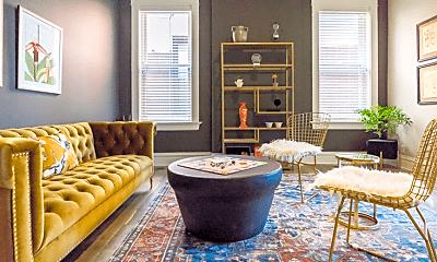 Living Room, 4318 Chouteau Ave, 0