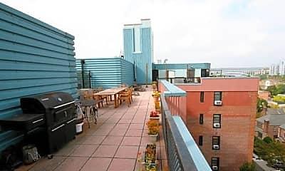 Patio / Deck, 77 Park Terrace E D77, 1