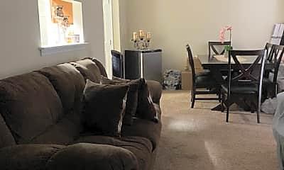 1 bedroom living.jpg, 800 Thomas Ct Apt 1, 1