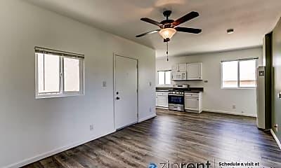 Living Room, 433 West 126Th Street, Unit 1/2, 0