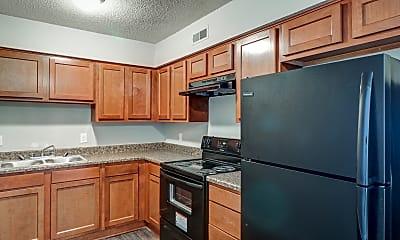 Kitchen, 122 West, 1