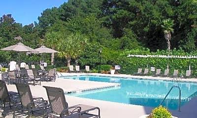 Pool, 50 Pebble Beach Cove, 1