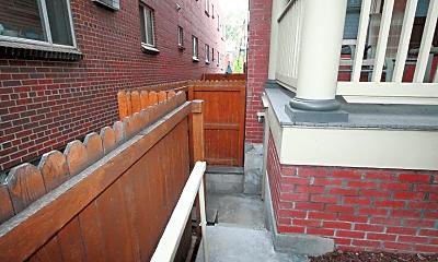 Patio / Deck, 1314 Elizabeth St, 1