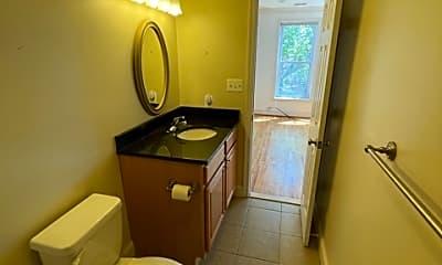 Bathroom, 3221 11th St NW, 2