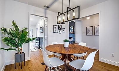 Dining Room, 8301 Edgewater Dr, 2
