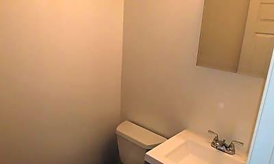 Bathroom, 3300 Vine St, 2