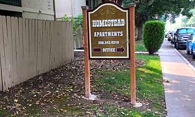 The Homestead Apartments, 1