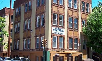 Building, 320 W Grace St, 1