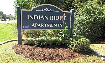 Indian Ridge, 1